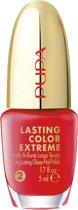 Pupa Lasting Color Extreme Nail Polish 029 Reddish Glow