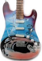 Miniatuur gitaar Pink Floyd - Tribute