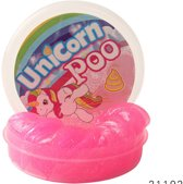 Unicorn poo slijm - putty