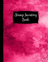 Stamp Inventory Book