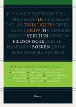 De twintigste eeuw in veertien filosofische boeken