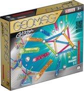 Geomag Glitter Color - Bouwpakket - 30-delig