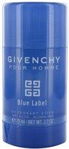 Givenchy Pour Homme Blue Label Deodorant Stick 75 gr