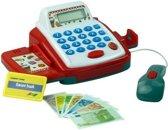 Speelgoed kassa met scanner - Kassa Voor kinderen - Inclusief speelgeld
