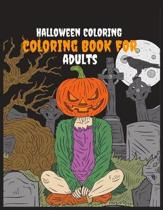 Halloween Coloring Coloring book for Adult: Funny spooky Halloween coloring activity book for adult kids pre k Preschool and zombie lover Cute 37 Hall
