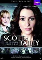 Scott & Bailey - Seizoen 1 t/m 3