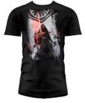 Merchandising STAR WARS 7 - T-Shirt First Order - Black (S)