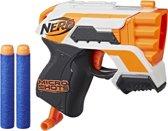 NERF Microshots Roughcut 2x4 SE2 - Blaster