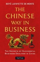 The Chinese Way in Business