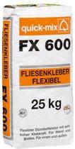Quick-Mix Tegellijm FX 600 | 25kg