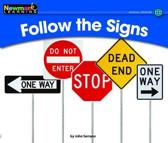 Follow the Signs Leveled Text