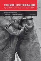 Violencia e institucionalidad