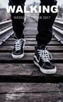 Walking Pocket Monthly Planner 2017