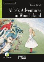 Reading & Training B1.1: Alice's Adventures in Wonderland boek + audio-cd