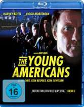 Young Americans - Todesspiele/Blu-ray (import) (dvd)
