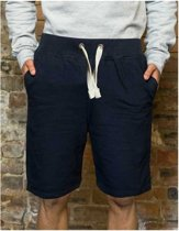Navy campus shorts sportbroek voor heren maat XL