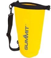 Summit - Waterdichte Tas - Waterproof Dry Bag Sack - 10L - Geel