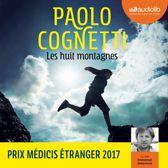 Boekomslag van 'Les Huit Montagnes'