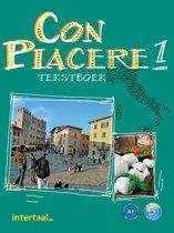 Afbeelding van Con piacere 1 tekstboek + online- MP3s