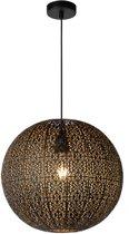 Lucide TAHAR - Hanglamp - Ø 38,5 cm - E27 - Zwart
