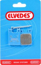 Elvedes Schijfrem blokset 6852 hope 2 piston giant mph 2000