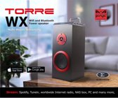 PSYC - Torre WX WiFi & Bluetooth Speaker Tower