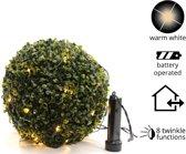 LED Durawise boxnetverl.bui bo/dia80cm-128L/zwart/warm wit