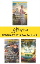 Harlequin Love Inspired February 2019 - Box Set 1 of 2