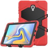Samsung Galaxy Tab A 10.5 Hoesje - Heavy Duty Case - Rood