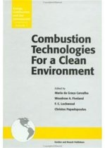 Combustion Technologies for a Clean Environment