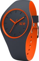 Ice-Watch IW001494 horloge dames en heren - grijs - siliconen