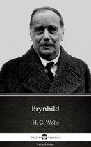 Brynhild by H. G. Wells (Illustrated)