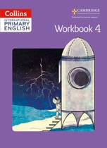 Collins Cambridge International Primary English - International Primary English Workbook 4