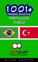 1001+ Frases Basicas Portugues - Turco