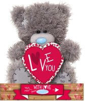 Me To You Love You 16 cm - knuffelbeer