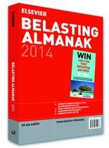 Elsevier belasting almanak 2014