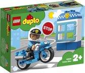 Afbeelding van LEGO DUPLO Politiemotor - 10900 speelgoed