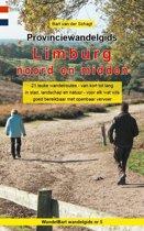 Provinciewandelgidsen 5 - Provinciewandelgids Limburg noord en midden