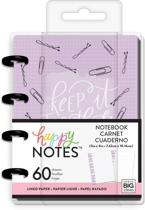 Me and My Big Idea's - Happy Planner Micro Memo Boek - Keep It Together - 60Pagina's