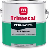 Permacryl PU Primer - Wit 001: 2,5 liter