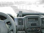 Brodit Pro Clip centraal gemonteerd - voor Opel Vivaro & Renault Traffic
