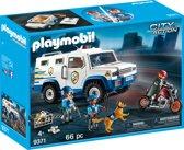 PLAYMOBIL Geldtransport - 9371