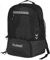 hummel Leeston Backpack Sporttas - Zwart;Wit