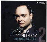 Prokofiev Piano Sonatas Vol. 2