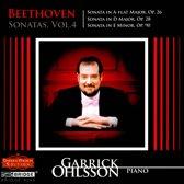 Garrick Ohlsson - Sonatas, Volume 4 (No.12-15-27)