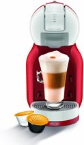 De'Longhi Dolce Gusto EDG 305 WR - Koffiecupmachine - Wit/rood