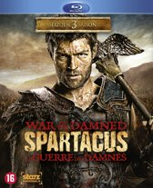 Spartacus - Seizoen 3 (War Of The Damned) (Blu-ray)