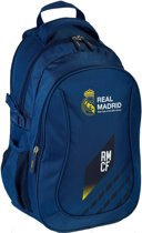 Real Madrid Rugzak Luxe Blauw 22 L