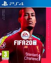 Cover van de game FIFA 20 - Champions Edition - PS4 - Niet beschikbaar in BE