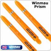 Winmau Prism Medium Orange  Set à 3 stuks